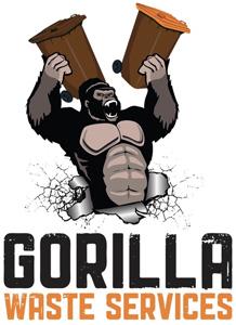 Gorilla Waste Services logo