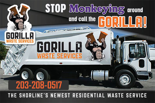 Residential garbage service and waste recycling in Branford CT - Every week recycling!